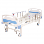 Two function hospital bed